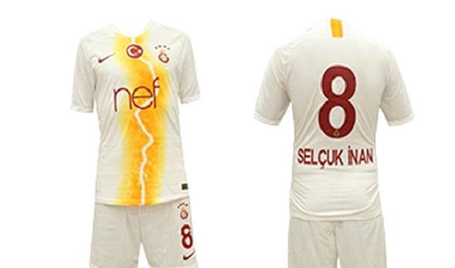 Galatasaray'ın yeni forması beğenilmedi