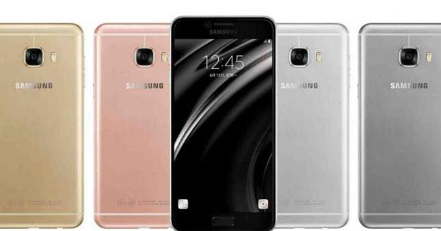 Galaxy C9'un teknik özellikleri yayınlandı