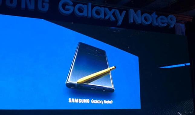 Galaxy Note 9 Türkiye'de ne kadara satılacak? Çok pahalı olacak mı