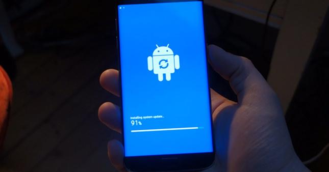 Galaxy S7 Ve S7 Edge için Android 7 güncellemesi geldi!