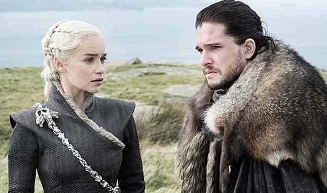 Game Of Thrones'un popüler olmasının nedeni belli oldu