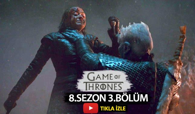 Game Of Thrones 8 Sezon 3 Bölüm Izle Türkçe Altyazılı