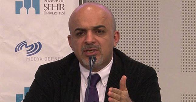 Gazeteci Ercan Gün teslim oldu