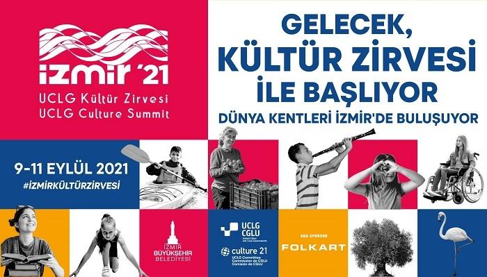 """""""Geleceği kurmak için İzmir'den daha iyi bir yer hayal edemiyorum"""""""