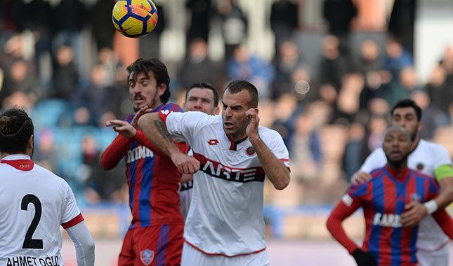 Gençlerbirliği galibiyetle başladı (Karabükspor-Gençlerbirliği 0-2)
