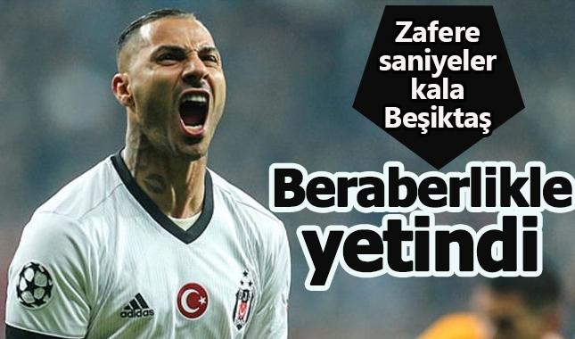 Genk 1 - 1 Beşiktaş maçı sonucu özet golleri izle