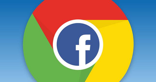 Google Chrome kullananlara Facebook'tan müjde
