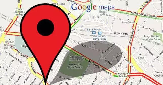 Google Maps değişiyor