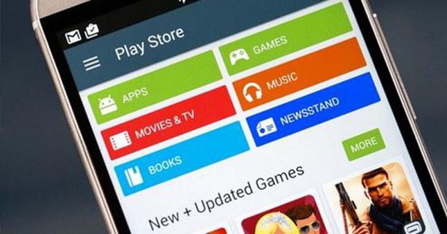 Google Play Store'da en popüler uygulamalar sıralandı