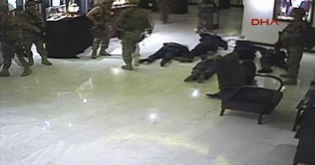 Google darbeci askeri yakalattı