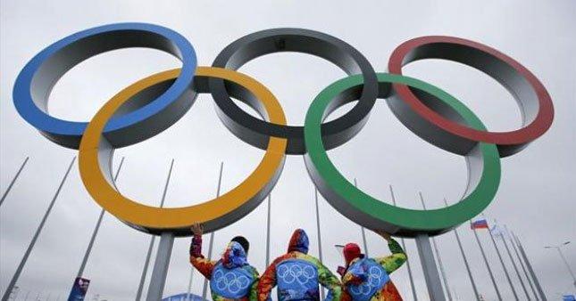 Google, olimpiyatları doodle yaptı
