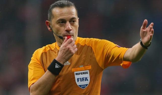 Göztepe - Galatasaray maçını kim yönetecek? Şampiyonluk maçının kader hakemi belli oldu