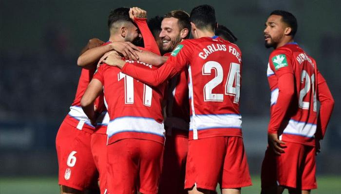 Granadalı İsmail önce gol attı sonra sakatlandı