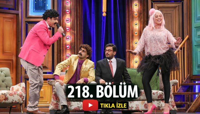 Güldür Güldür 218 bölüm izle youtube | Güldür Güldür son bölüm tek parça izle
