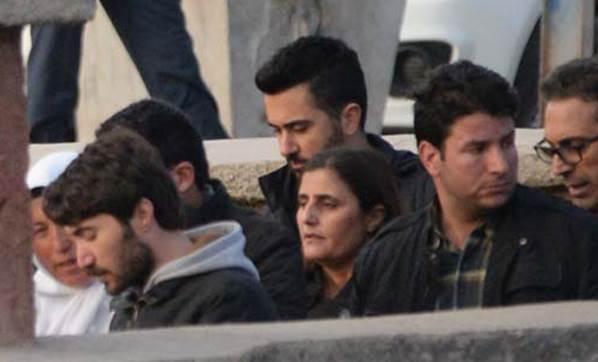 HDP Taşdemir: Evet teröristin cenazesine katıldım
