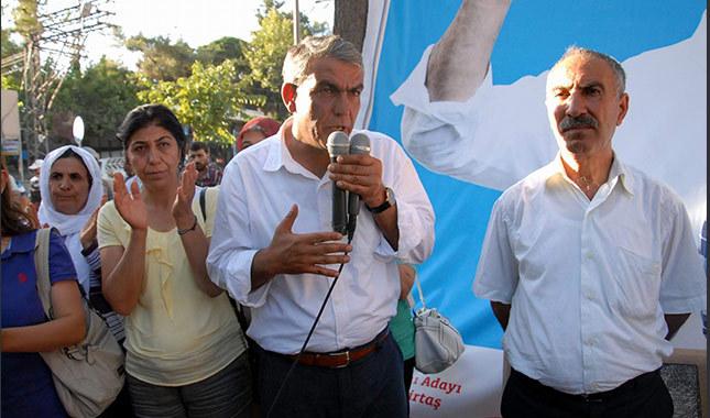 HDP'li İbrahim Ayhan'a terör propagandasından hapis cezası