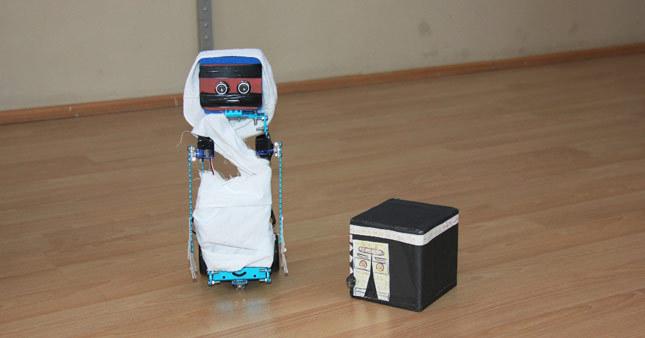 Hacı robot yaptılar!
