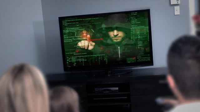 Hackerların yeni hedefi televizyonlar!
