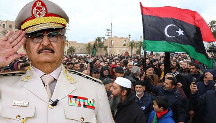 Hafter Türkiye'nin çağrısına uydu! Libya'da ateşkes başladı