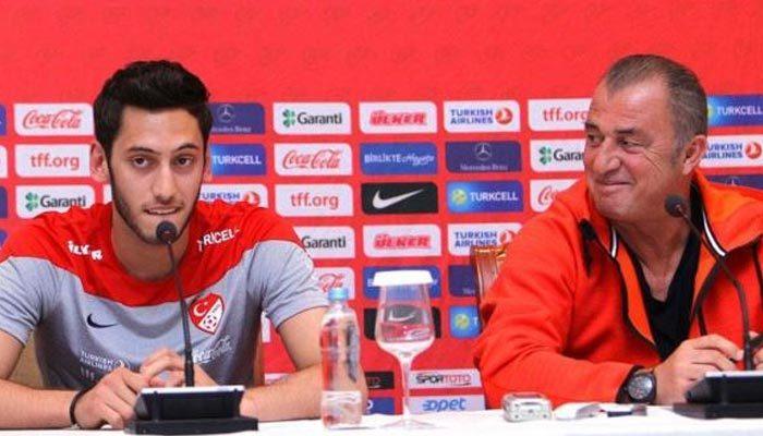 Hakan Çalhanoğlu tuttuğu takımı açıkladı