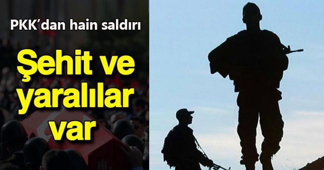 Hakkari'de yaralanan 3 asker şehit oldu