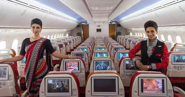 Havayolu şirketinden uçakta tacize önlem