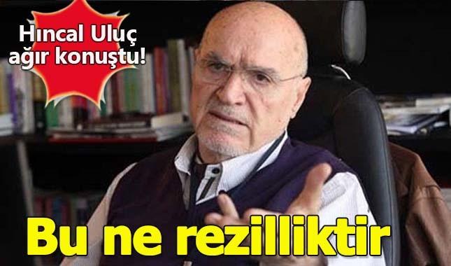 """Hıncal Uluç'tan Mehmed Bir Cihan Fatihi dizisine: """"Bu ne rezilliktir"""""""