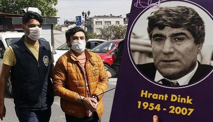 Hrant Dink Vakfı'nı tehdit eden şahıs tutuklandı