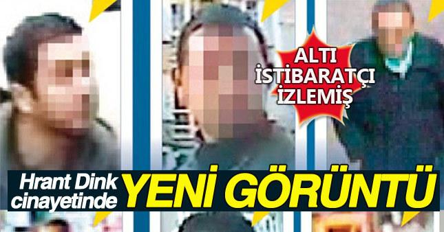Hrant Dink cinayetiyle ilgili yeni görüntüler ortay çıktı