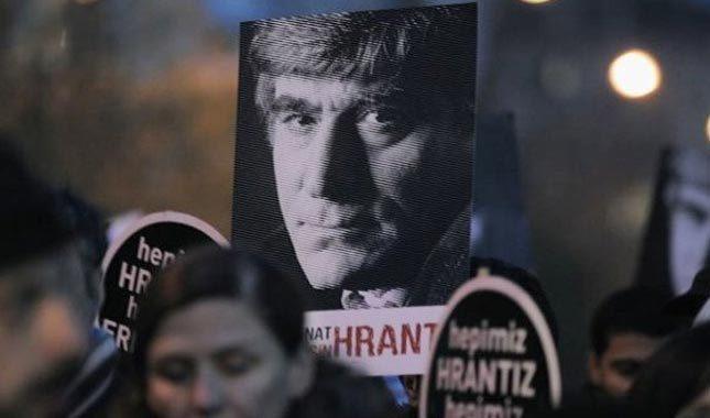 Hrant Dink davasında 2 sanığa tahliye