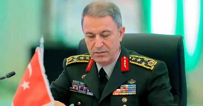 Hulusi Akar NATO'yu göreve çağırdı