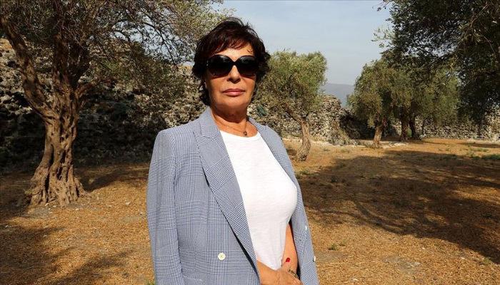 Hülya Koçyiğit'ten Barış Pınarı'na destek