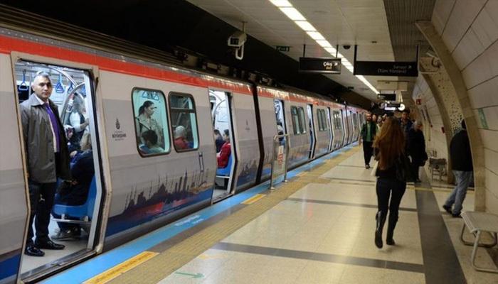 İBB açıkladı! Metro cuma günü rekor kırdı