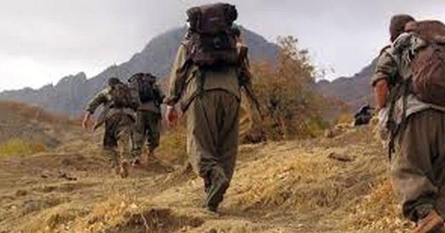 İHA 4 PKK'lıyı vurdu