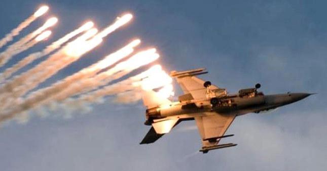 IŞİD'in 52 hedefi yerle bir edildi