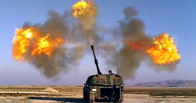 IŞİD'in karargah vuruldu: 14 terörist öldü