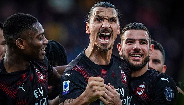 Ibrahimovic siftah yaptı, Milan kazandı