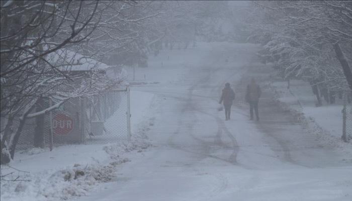 İç Anadolu'da kuvvetli kar yağışı bekleniyor