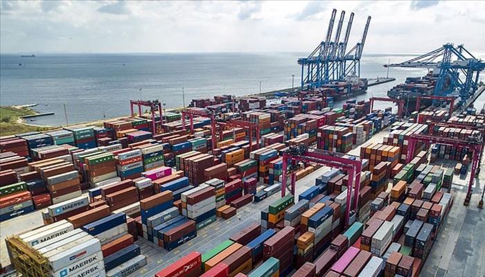 İhracat yüzde 3,4 ithalar 5,3 azaldı