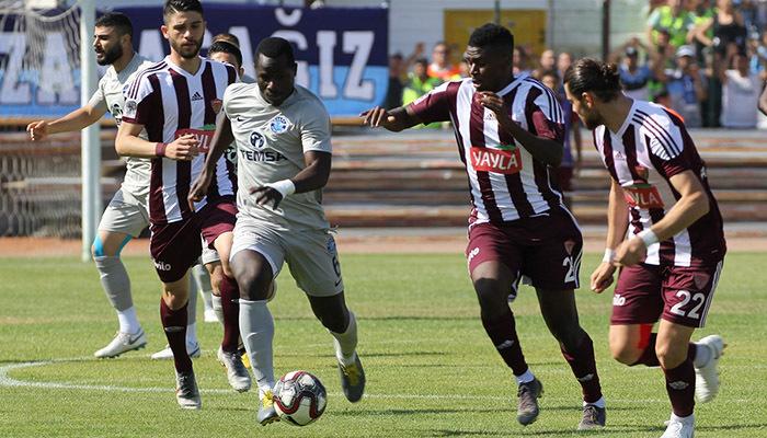İlk finalist Hatayspor