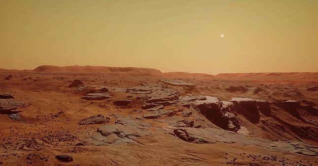 İlk insan 2030'da Mars'ta