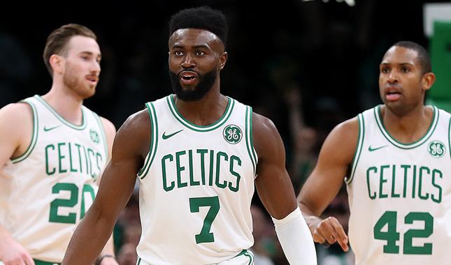 İlk takım Celtics oldu