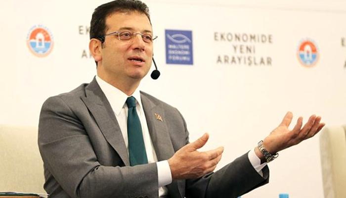 İmamoğlu'ndan AK Parti'ye sert eleştiri