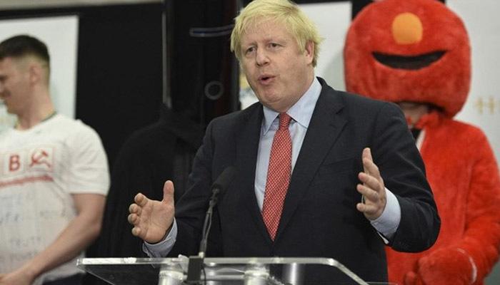 İngiltere'deki seçimin kazananı Boris Johnson!