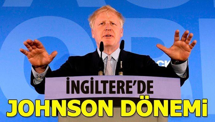 İngiltere'nin yeni başbakanı Boris Johnson oldu (Boris Johnson nereli Türk mü ailesi kim?)
