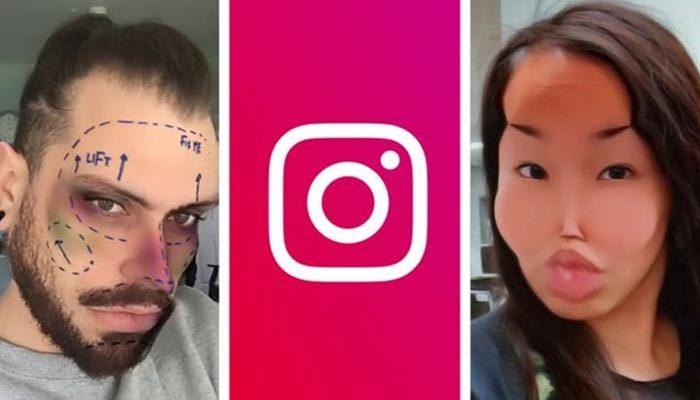 Instagram filtreli fotoğrafları kaldırıyor