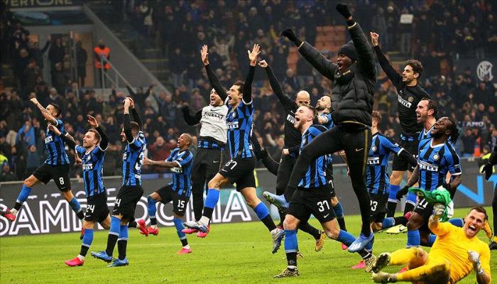 Inter'in önlenemez yükselişi devam ediyor!