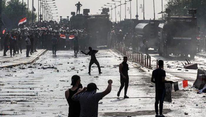 Irak hükümetinden tansiyonu düşürecek adım