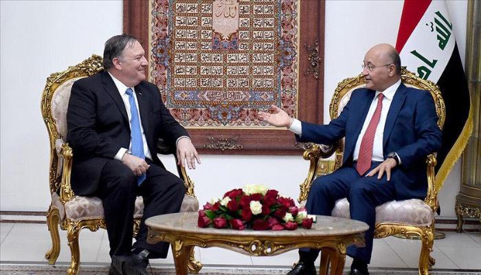 Irak ve ABD DEAŞ için görüştü