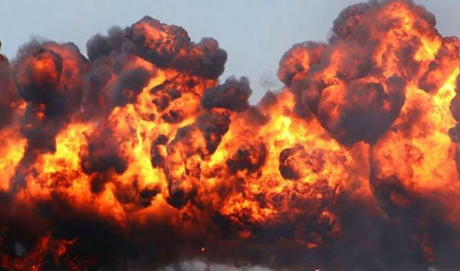 Irak'ta patlama: Çok sayıda ölü ve yaralı var